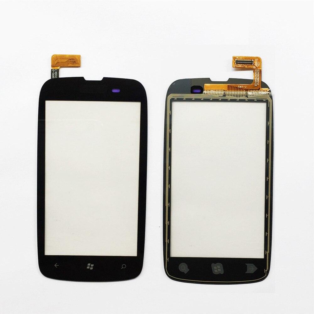 Panel de Digitalizador de pantalla táctil para Nokia Lumia 610 N610 pantalla...