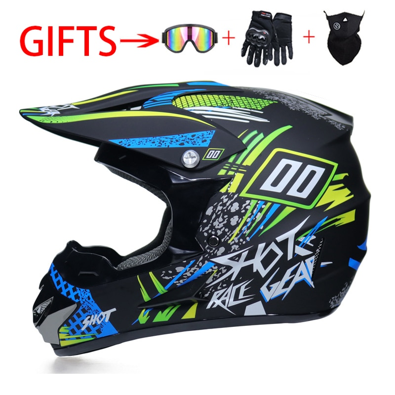 Racing Off-road Motorcycle Helmet Full Face Casco Moto Motocross Motorbike Dirt Bike Helmet Moto Motorcycle Helmet Vintage Casco enlarge