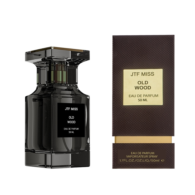 Hot Brand Perfume for Men and Women High-quality Woody Floral Notes Long Lasting Fresh Eau De Toilette Spray