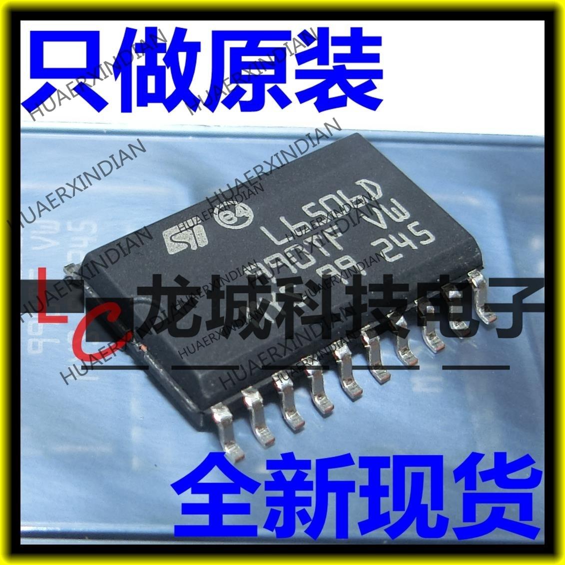 10 unids/lote nueva L6506D L6506D013TR SOP20 en stock