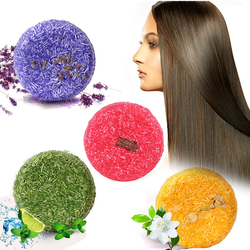 Champú anticaspa hecho a mano, jabón para el cabello, canela, lavanda, menta, jazmín, Control de aceite, limpieza, champú suave para el cabello, cuidado del cabello