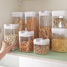 Ensemble cuisine réfrigérateur boîte à nouilles dessiner céréales conteneur couvercle en plastique conteneur alimentaire stockage bac à légumes cuisine stockage pots