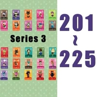 201 to 225 nfc printing card for games ntag215 printed card