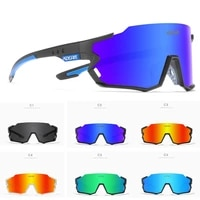 hot new polarized cycling fishing sunglasses uv400 protection outdoor windproof unisex glasses