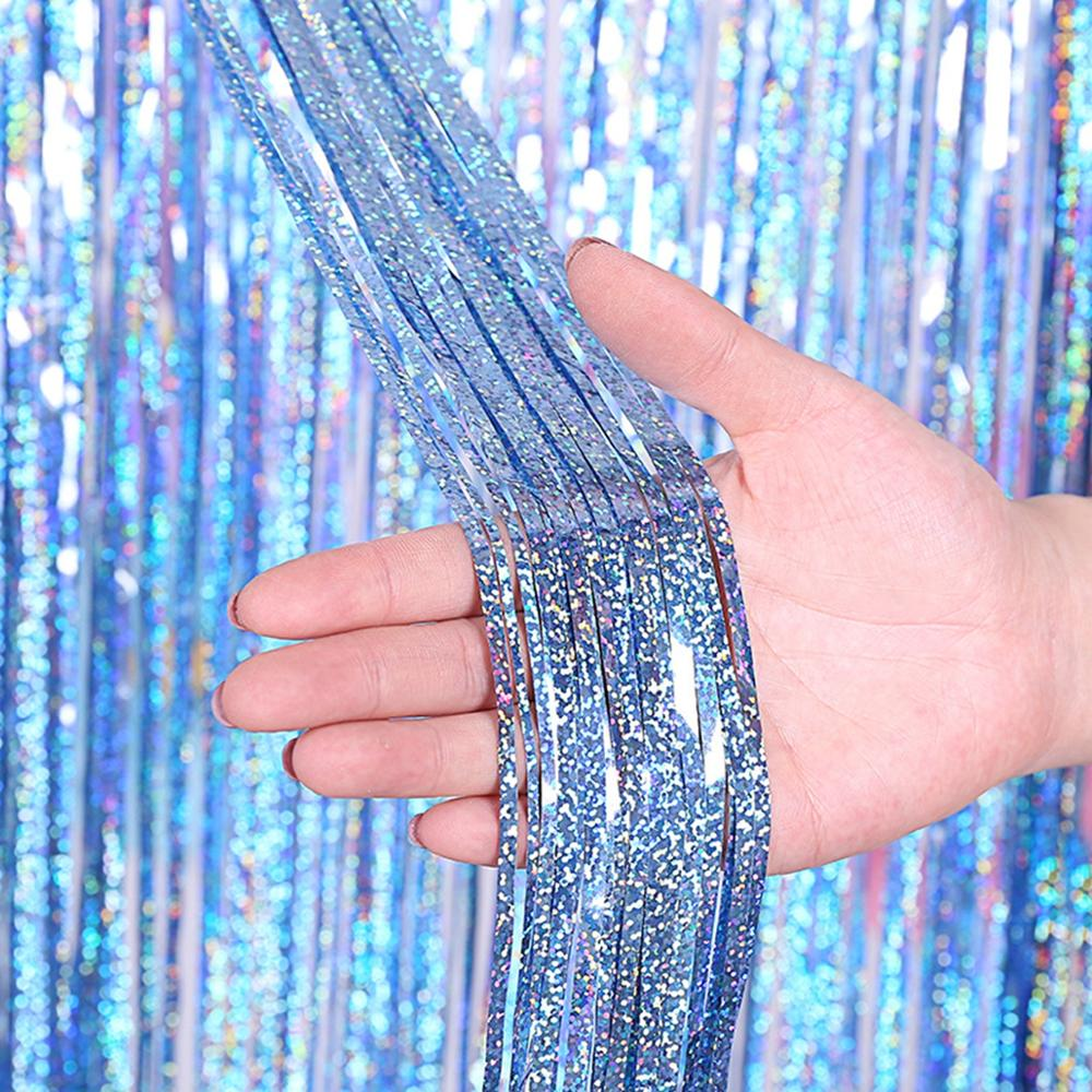 PATIMATE little Mermaid Party decoración sirena boda decoración 1 er cumpleaños fiesta decoración niños sirena fiesta suministros Baby Shower