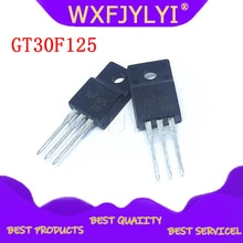 5 pcs/lot GT30F125 30F125 TO-220F nouveau original