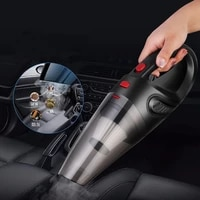 wireless car vacuum cleaner 5000pa cordless powerful cyclone suction wetdry vacuum for auto home handheld cordless vacuums