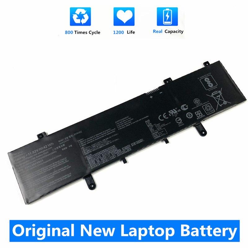 CSMHY الأصلي الجديد B31N1632 بطارية لأجهزة الكمبيوتر المحمول ASUS ZenBook 14 X405 X405U X405UA 3ICP5/57/81 0B200-02540000