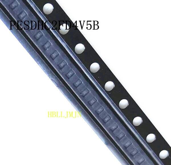 ZJ 20PCS PESDHC2FD4V5B DFN1006-2L ORIGINAIS
