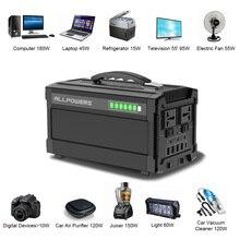 78000mAh Batteria Esterna Mobile 220V Generatore Portatile Caricatore Portatile Uscita Multipla UPS Stazione AC/DC/USB /tipo-C