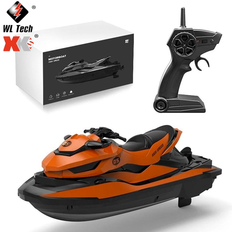 Lm13-B 2.4Ghz Remote Control Boat Rc Motorcycles Motorcycle Speedboat Remote Control Boat Toys For C