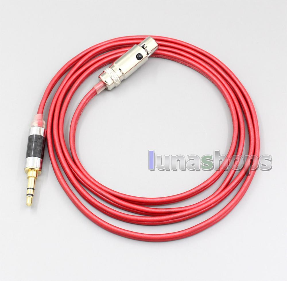 4,4mm, XLR 2,5mm 99% puro PCOCC Cable de auriculares para Beyerdynamic DT1770...