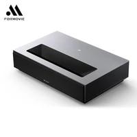 Fengmi     projecteur Laser 4K MAX TV 4500 Lumens ANSI  Support 8K ALPD 3 0 DTS Sky Channel 3G   64G  nouveau systeme de Home cinema