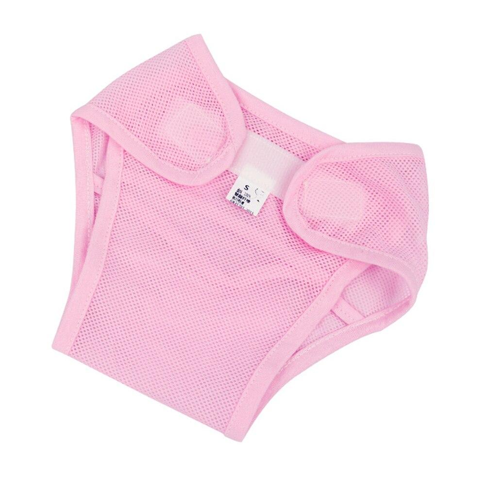 Verano transpirable tela de bolsillo a prueba de fugas pantalones recién nacido piel-amistoso poliéster pañales de tela para bebés ajustable lavables suaves de malla