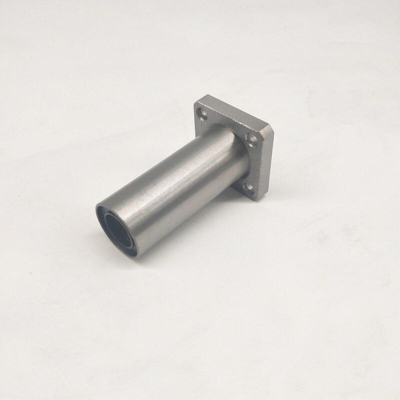 Impresora 3D 10 unids/lote LMK10LUU 10mm más largo extendido Tipo de casquillo lineal Cojinete de bolas CNC piezas para impresora RepRap 3D