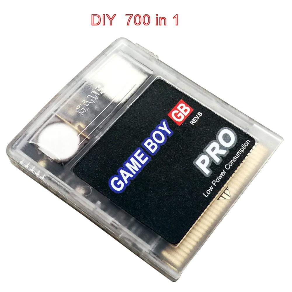 كاسيت ألعاب 700 في 1 DY EDGB gameboy ، مناسب لوحدة التحكم في الألعاب من سلسلة everdrive GB GBC SP