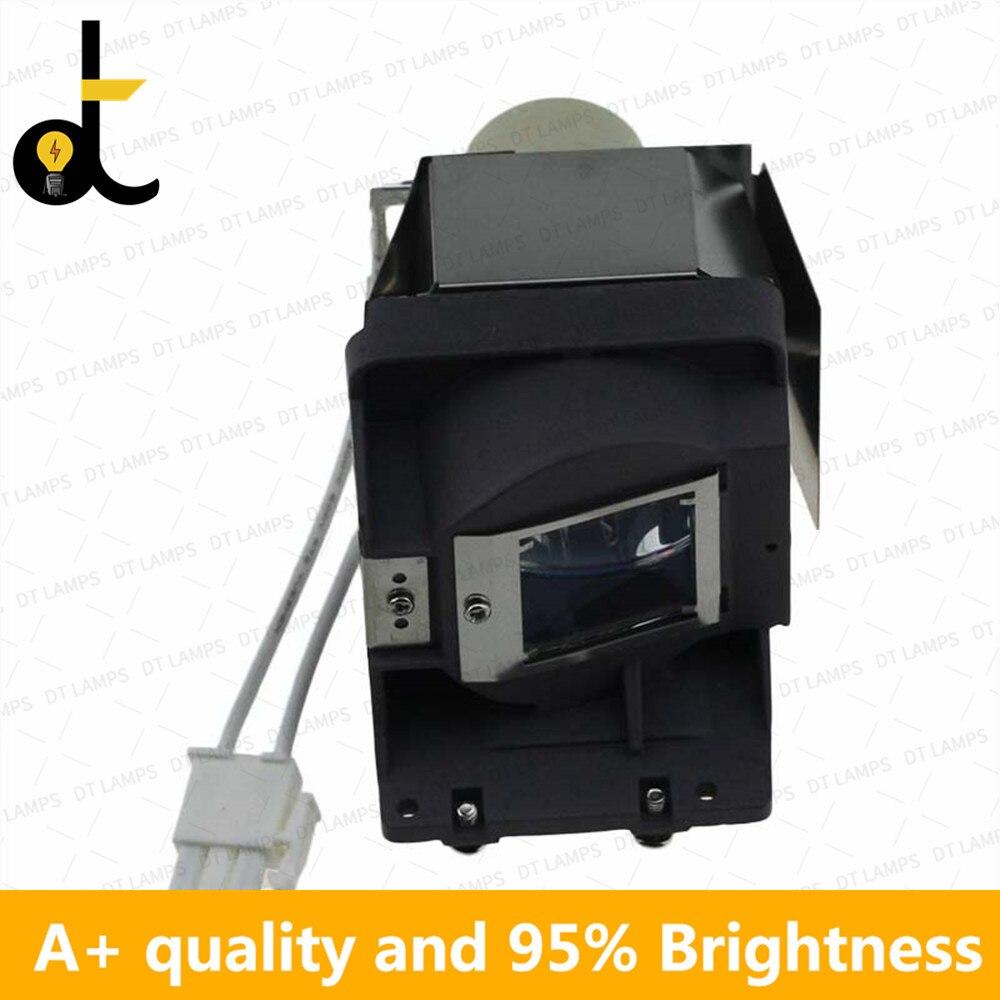 95% brillo 5J.J6L05.001 lámpara de recambio proyector con carcasa MS507H MS517 MW519 TW519 MX518 MX518F MS517F para BenQ