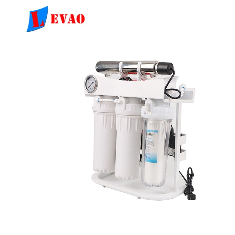 Household 6 stage undersink waterro uv purifierwater filter system water filter for drinking water enlarge
