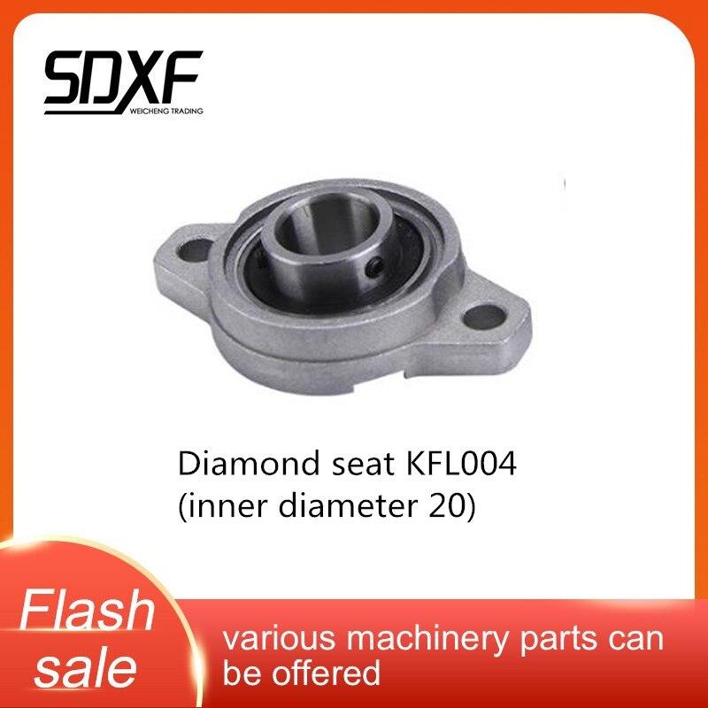 Vendas diretas da fábrica de alta qualidade em miniatura pequeno rolamento assento diamante kfl08 001 002 003 004 005 006