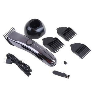 1Set Recharge Shaver Hair Trimmer Professional Rechargeable Hair Clipper Beard Razor Haircut Cutting Machine