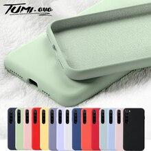 Originele Vloeibare Siliconen Telefoon Case Voor Redmi Note 8 7 Pro 8A 7A 6A 6 Gaan K20 Pro Cover Voor xiaomi Mi A3 A2 Lite A1 9 8 5X 6X CC9