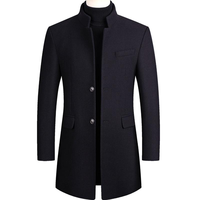 Мужское зимнее пальто, мужское кашемировое пальто, мужское шерстяное пальто, Мужское пальто, зимнее шерстяное пальто, Мужское пальто