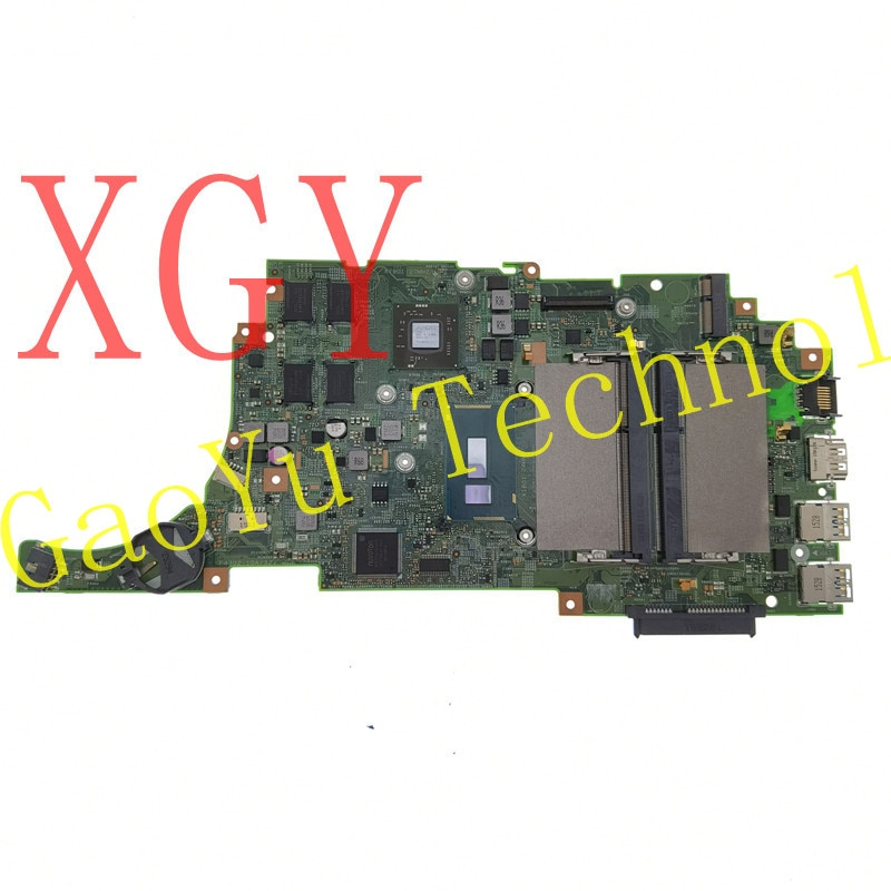 الأصلي لينوفو K41-70 اللوحة الأم اللوحة الأم مع I7-5500U V2G 216-0864018 14266-1 5B20J40133 100% اختبار كامل
