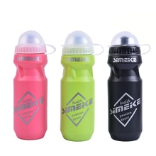 500ML Mountain Bike Bicycle Cycling Water Drink Bottle Holder Cage Outdoor Sports Plastic Portable K