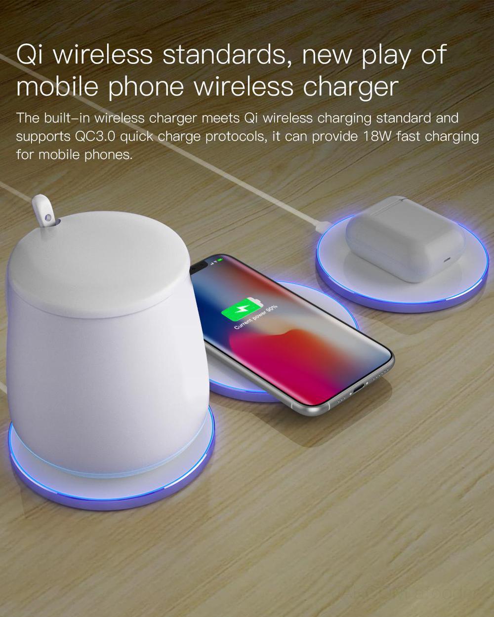 Carregadores de celular