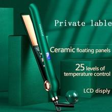 Lazy New Hair Straightener Curling Rod Corrugated Volume Negative Ion Hair Care Hair Straightener Mu