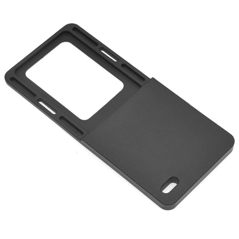 ALLOYSEED-Adaptador de placa de montaje para Gopro Hero 6 5 4 3...