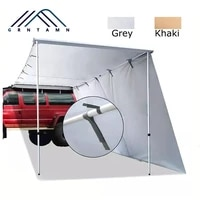 grntamn light grey roof rack 4x4 awning w free 6 5 front extension for carsuvtruck