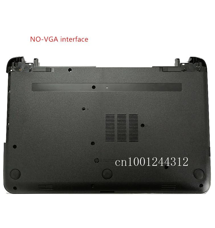 جديد الأصلي ل HP 15-G 15-H 15-R 15-T 15-Z 250 255 256 G3 السفلى أسفل قاعدة حالة غطاء NO-VGA 775087-001
