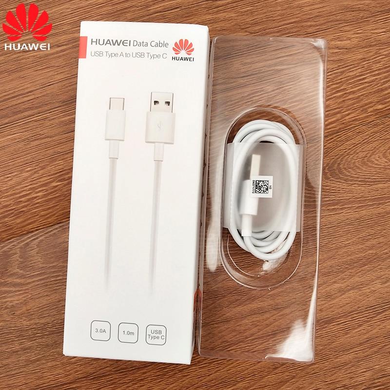 Original Huawei Cable de tipo C 3A USB 3,1 cargador de Cable...