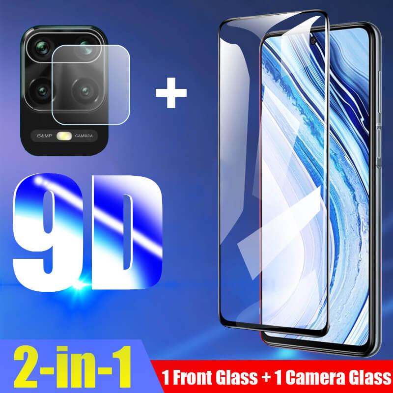 Закаленное стекло для камеры Xiaomi Redmi Note 9s защитное стекло на Xiomi Redmi Note 8 Pro Poco F2 9 8T Note 8Pro защитная пленка