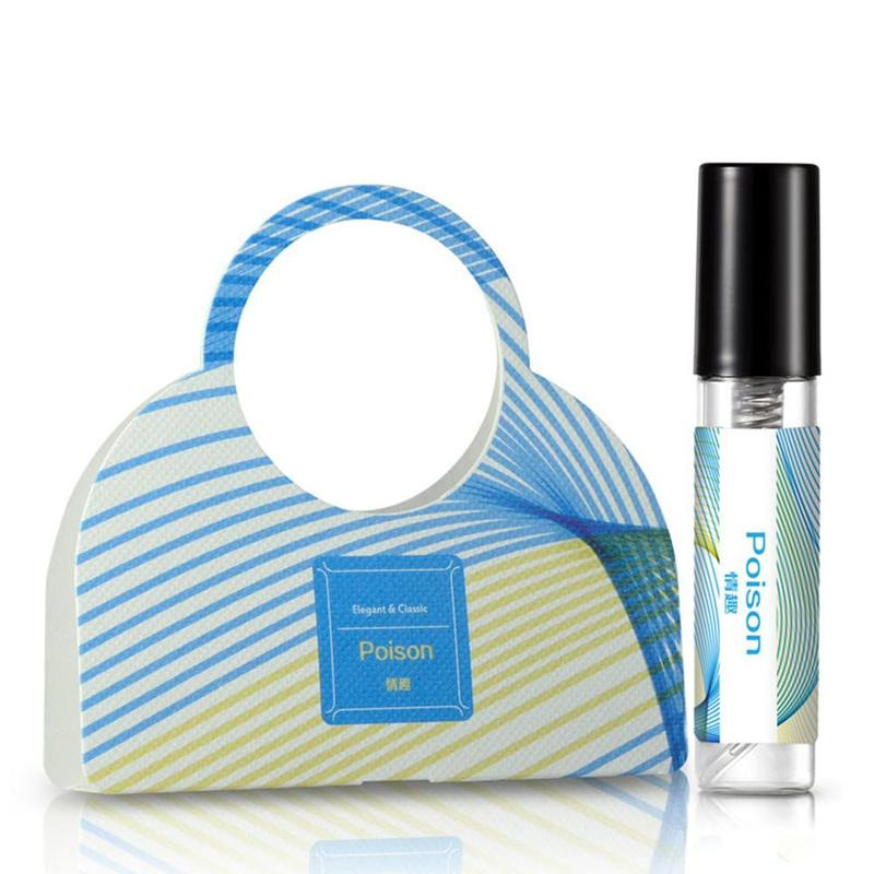 1 Uds. 3ml Perfume de feromonas de larga duración que atrae anormalidades agua perfumada para lubricantes