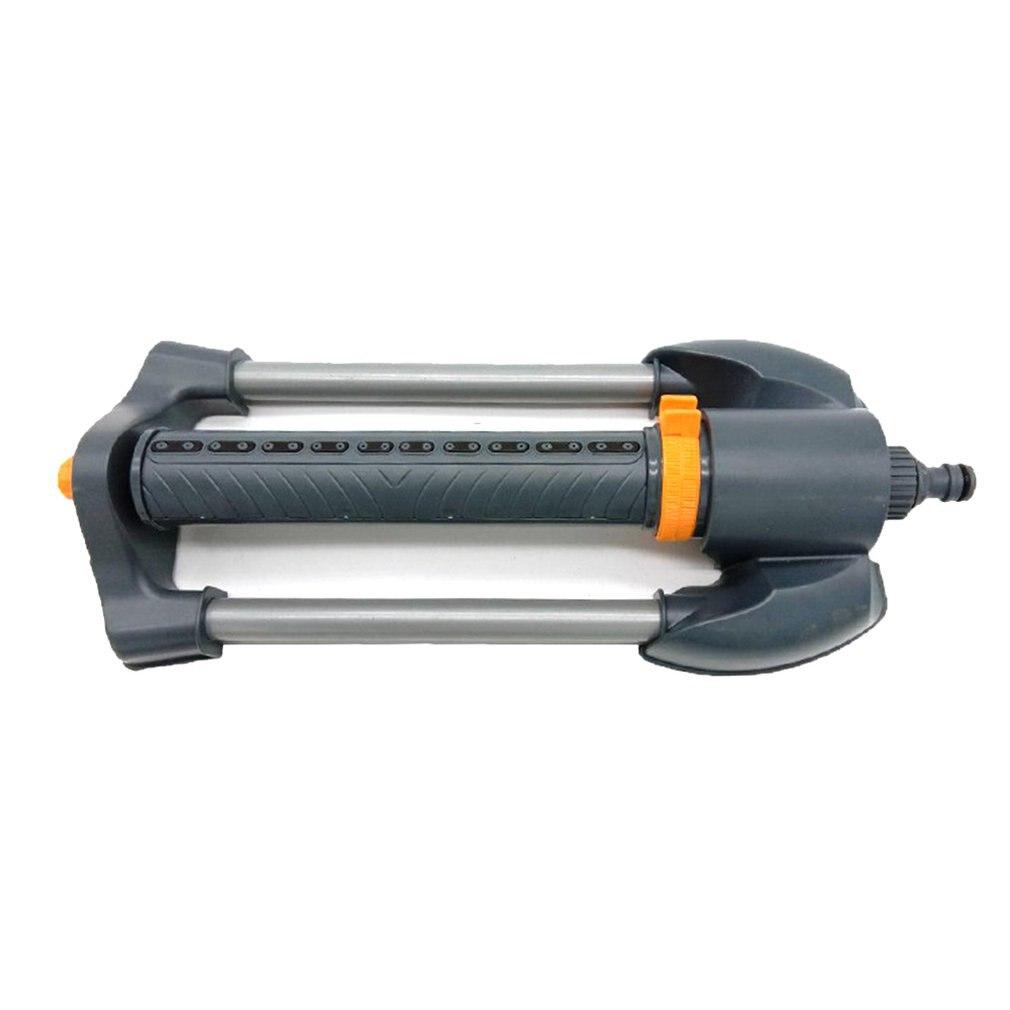 Aspersores oscilantes de jardín, aspersores de mantenimiento de puente, aspersores de refrigeración de polvo, aspersores oscilantes Turbo