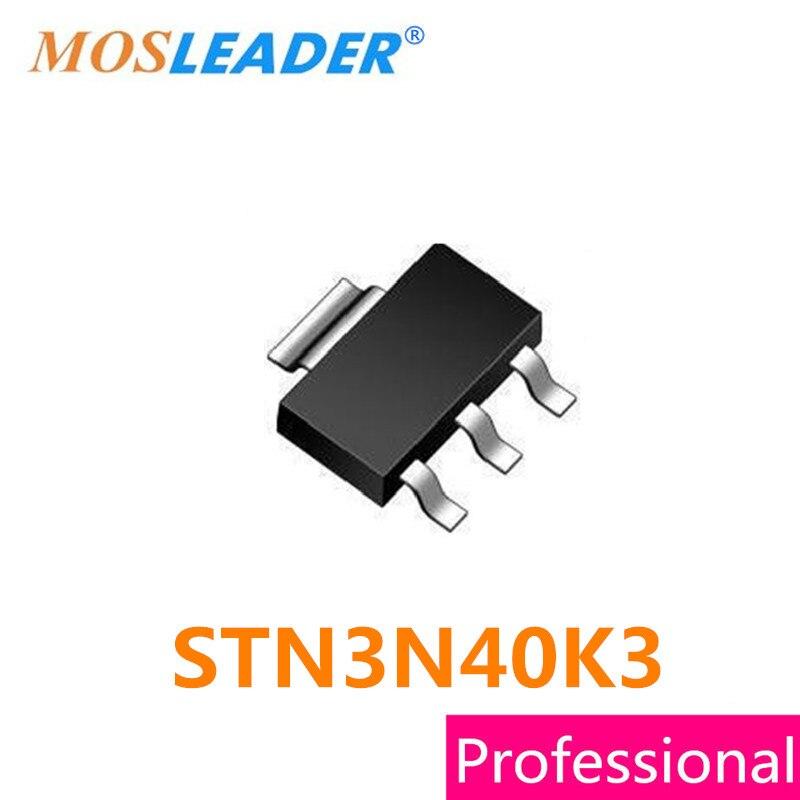 Mosleader STN3N40K3 SOT223 100PCS 1000PCS 3N40 STN3N40K N-Channel 400V High quality