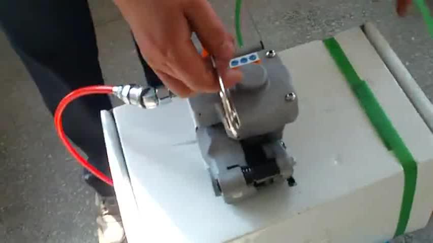 PP/الحيوانات الأليفة أداة الربط الهوائية/أداة النطاقات/آلة الربط الهوائية المحمولة آلة الربط مع CE