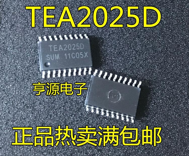 10 piezas TEA2025 TEA2025D SOP20 SOP-16