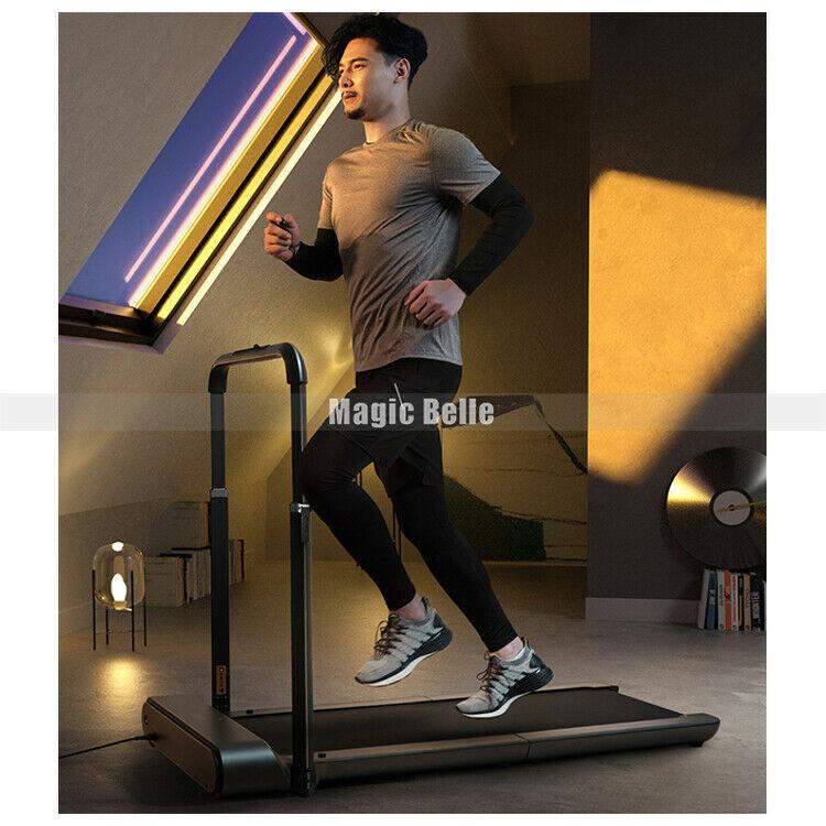 Caminadora de ejercicio segura y duradera con pasamanos plegable ultrafino Xiaomi R1 Running Walkingpad equipo de Fitness silencioso para interiores
