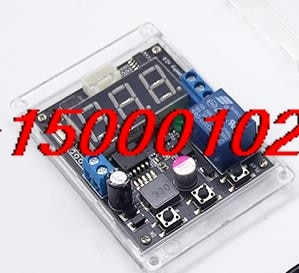 Small - Angle ultrasonic distance measurement module with display distance adjustable distance relay output integrated sensor недорого