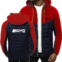 mercedes benz amg car logo zipper spring autumn fashion plus velvet hoodie tide brand men printed cardigan sports mens hoodie 1