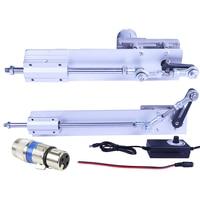 12V/24V Телескопический с возвратно-поступательным движением линейный привод металлический Шестерни мотор-редуктор переменного тока линейно...