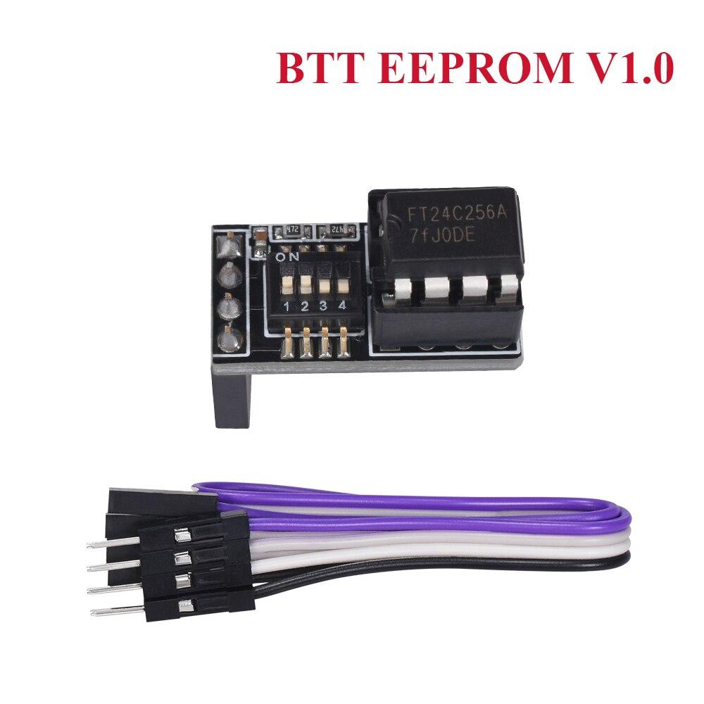 Módulo de aumento BIGTREETECH BTT EEPROM V1.0 EEPROM para SKR V1.4 y SKR V1.4 Turbo SKR Pro V1.2 Actualización de piezas de impresora 3D