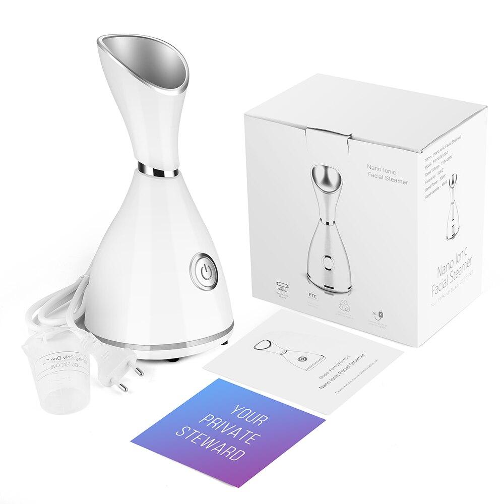Vip link especial de nano ionic facial vapor limpeza profunda facial vapor quente beleza saúde 2020 melhor produto dropship
