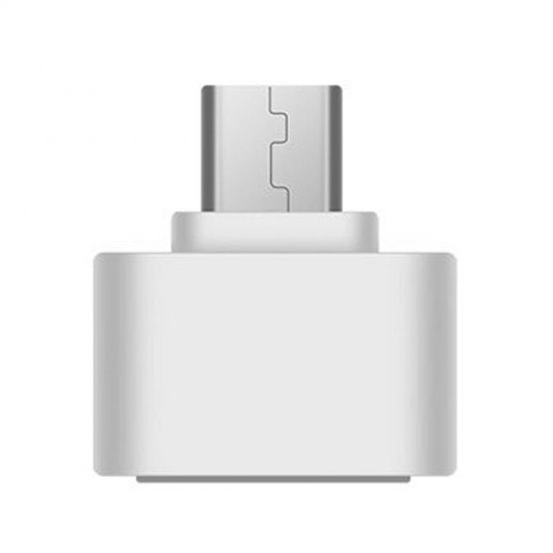 Adaptador OTG tipo C, convertidor de Conector Micro USB 3,1 a USB...