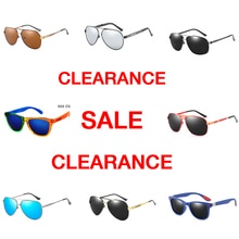 Clearance Sale Mens Polarized Sunglasses for Driving Polarised Sunglass Brand Designer Ladies Fashio