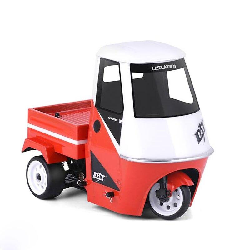 1/8 Triciclo Carro elétrico Deriva Carro de Controle Remoto RC 1/10 brinquedos de controle remoto de Energia