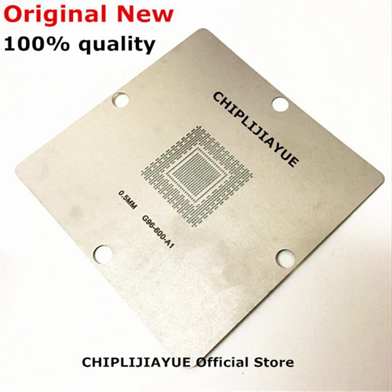 90*90 G96-600-C1 G96-620-C1 G96-630-C1 G96-632-C1 G96-635-C1 G96-650-C1 G96-409-A1 G96-359-C1 chip BGA Stencil